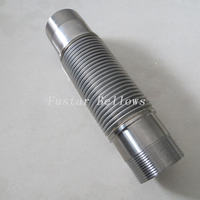 Stainless Steel 304 316l 321 Precision Bellow Hose